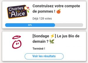 scanup, courses, application, nutri-score, consom'acteur, sain, responsable, transparence, agir, voter, additifs, allergènes, mieux manger