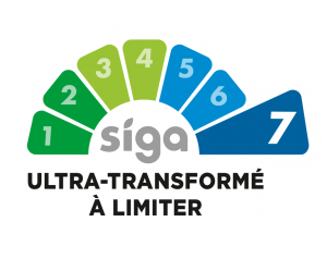 application, scanup, siga, produits ultra-transformés, ultra-transformation, degré de transformation, nutrition, classification