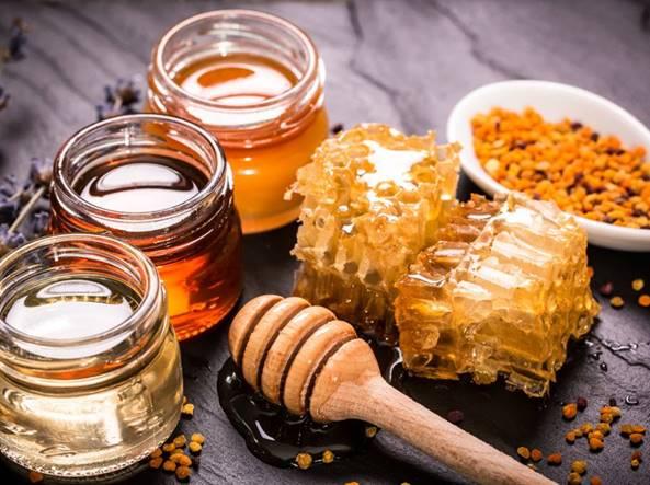 miel, sucre, alternative, sucre naturel