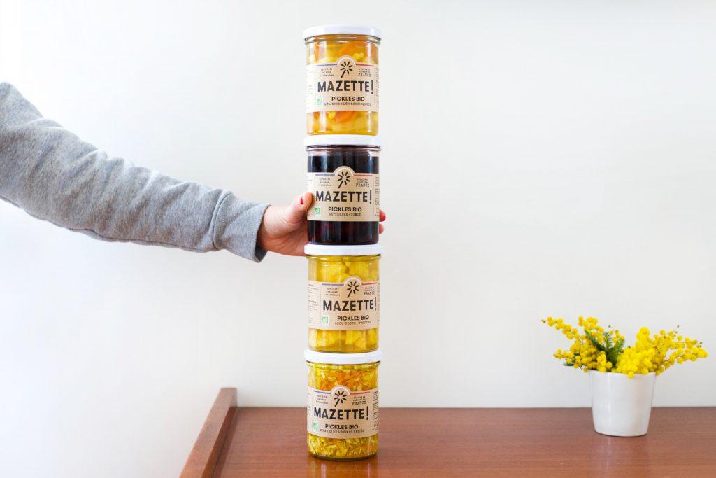 mazette, pickles, scanup, scan, produit, innovation