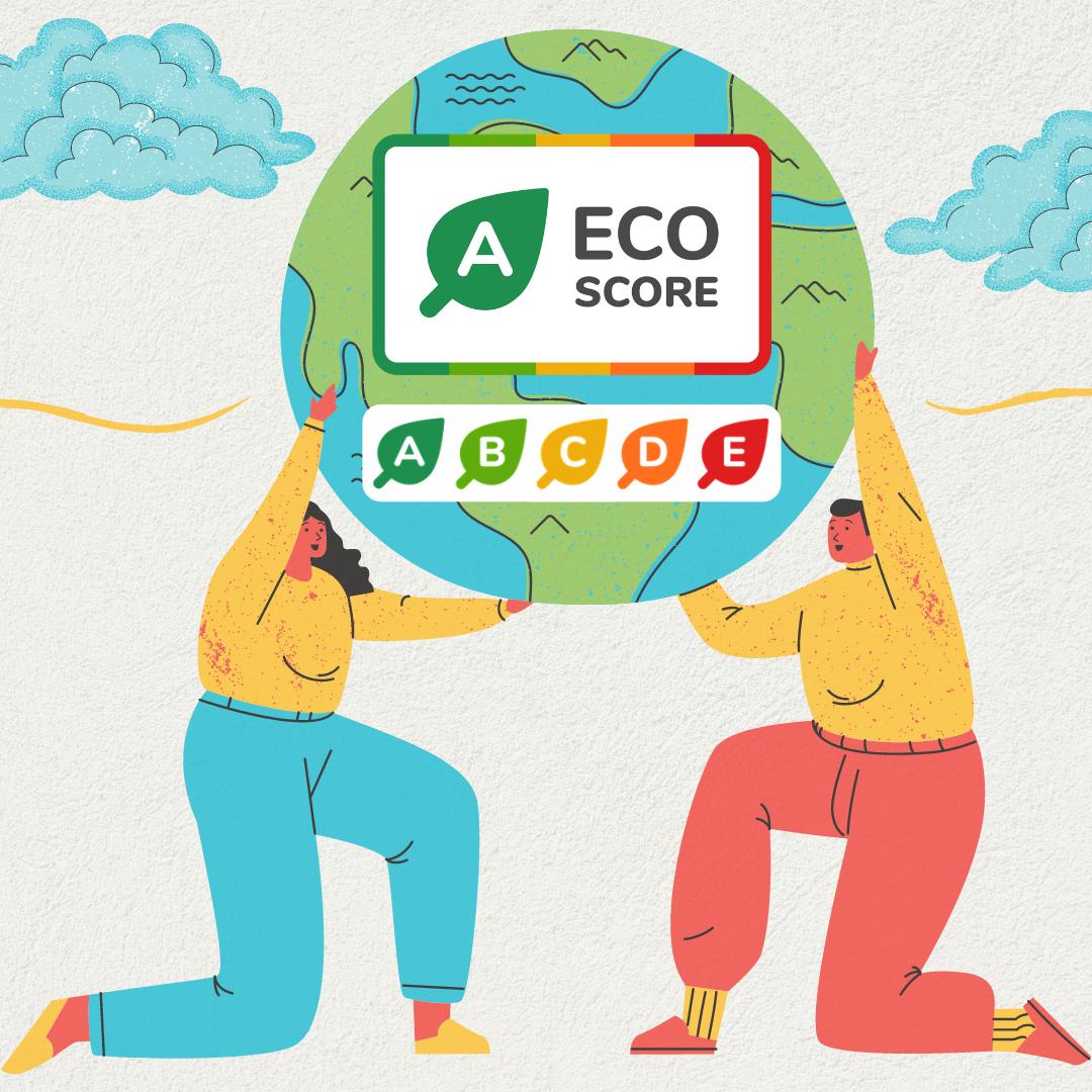 eco-score, environnement, impact, environnemental, scanup, application